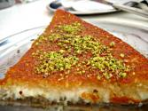 Lebanese Knafeh Na&#039;ama 