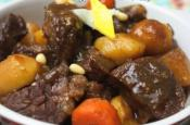Korean Beef Short Rib Jjim