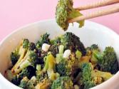Korean Broccoli Side Dish {banchan}