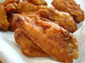 Baked Korean Style Spicy Wings