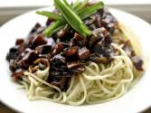 Jjajangmyeon Korean Noodles With Black Bean Sauce