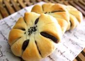Korean Red Bean Paste Bread