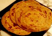 Easy Lacha Paratha