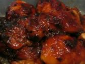 Black Lacquered Chicken