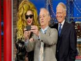 Lady Gaga Made Her First Performance At Late Night With David Letterman