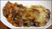 Lamb And Kidney Casserole
