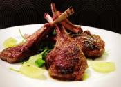 Lamb Chops With Lemon Butter
