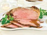 Wegmans Organic Boneless Leg Of Lamb With Gravy