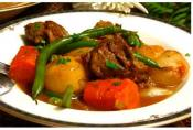 Lamb Stew With Dill