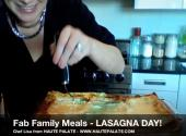 Simple Lasagna For Whole Family