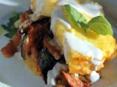 Layered Polenta Casserole