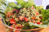 Lebanese Tabbouleh Salad