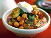 Lebanese Vegetable &amp; Chickpea Tagine