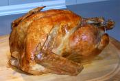 Lemon Barbecued Turkey