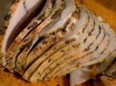 Lemon Brined Pork Roast With Gravy