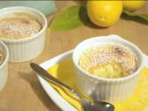 Lemon Pudding Cake: Sweet World #10