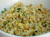 Lemon, Ricotta, And Thyme Spaetzle