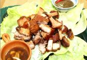 Lemony Lechon Kawali