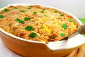Lemony Tuna Casserole