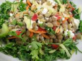 Unique Lentil Salad