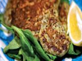 Quick Dinner Meals - Lentil Broccoli Patties