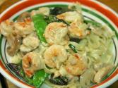 Linguine With Shrimp And Clams