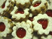 Classic Linzer Tarts And Cookies