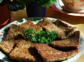 Escalope Of Liver Gremolata