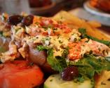 Lobster Salad (astakos Mayoneza)