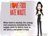 Love Food Hate Waste Food Production Lifecycle