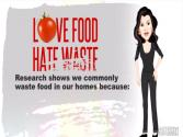 Love Food Hate Waste Food Waste Research