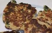 Low Carb Healthy Cauliflower Fritters