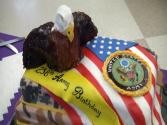 Military Chef News - Fort Bragg Celebrates Army's 238th Birthday With A Cake Competition