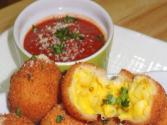 Fried Mac & Cheese Balls Or Baked & Eggless?