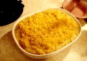 Home-style Baked Macaroni And Cheese