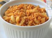 No-bake Crispy Potato Chip Macaroni And Cheese