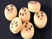 Panda Macarons