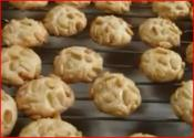 Traditional Pignoli Cookies