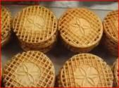 Christmas Cookies - Pizzelles