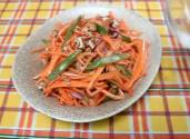 Wilted Vegetable Salad
