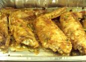 Mandarin Turkey Wings
