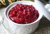 Thanksgiving Mango Cranberry Sauce