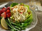 Mango Curry Chicken Salad