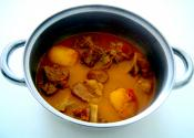 Mangshor Jhol