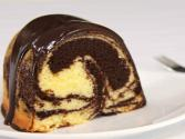 My Son's Favorite Marble Cake