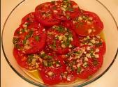 Zesty Basil-tomato Salad