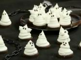 Marshmallow Ghosts - Halloween