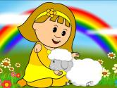 Mary Had A Little Lamb - Nursery Rhymes