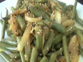 Masala Green Beans - Healthy Indian Food