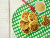 Mashed Potato Cakes: Healthy Side Dishes